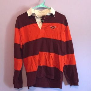 red oak sportswear Tops - Youth 14/16 Virginia Tech polo